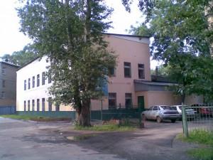 Зал Локомотив